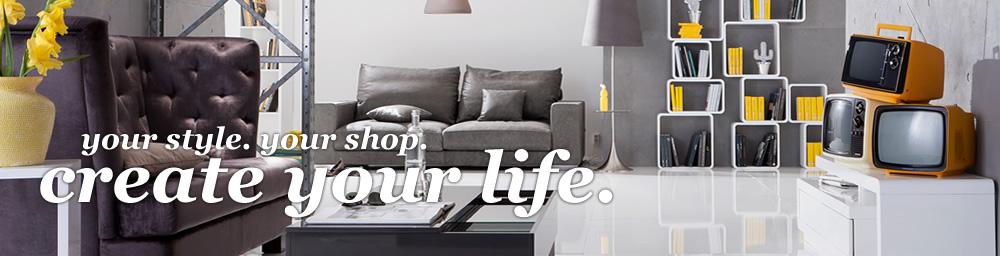 beistelltisch doppio dia 80cm couchtisch tisch mit. Black Bedroom Furniture Sets. Home Design Ideas