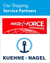 Our Shipping Service Partners