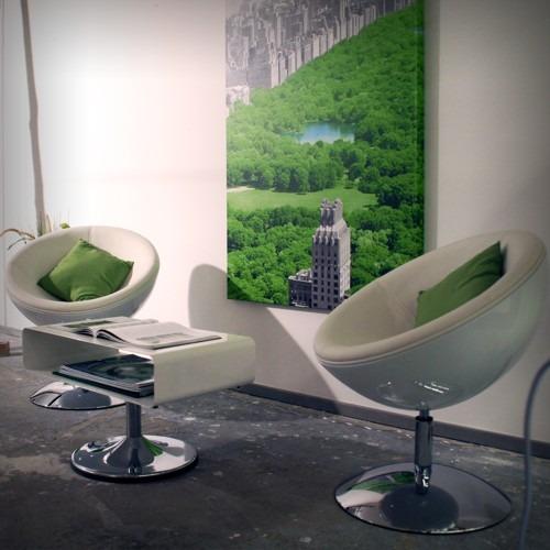 retro schalen sessel 70er design stuhl lounge m bel c13 ebay. Black Bedroom Furniture Sets. Home Design Ideas