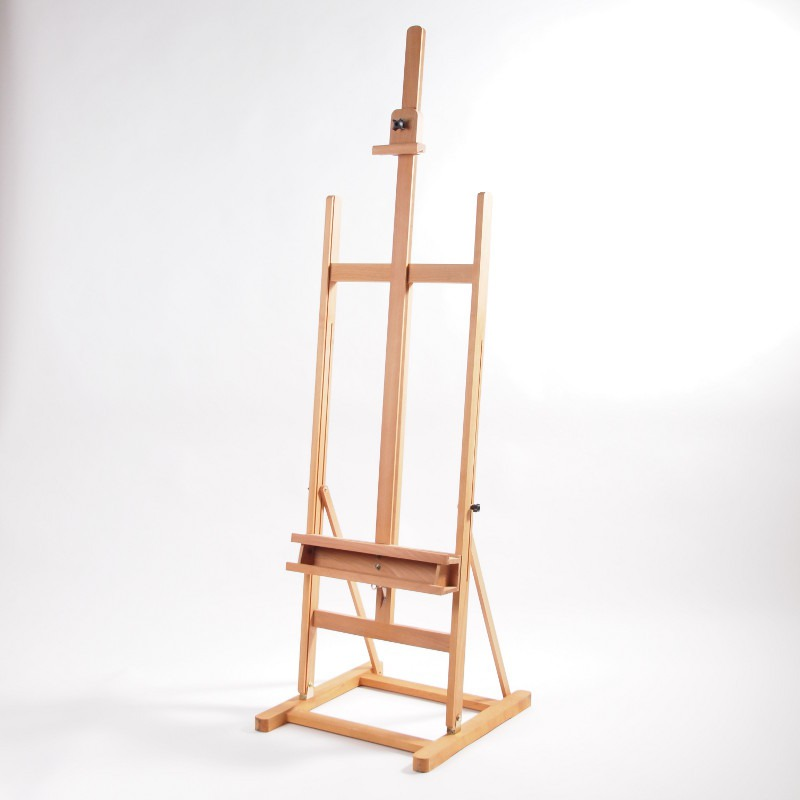profi easel for stretched artists paintings amp canvases ebay