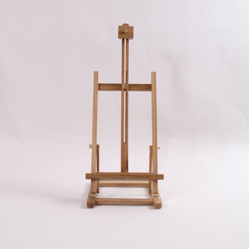 Details about wooden artists table easel for stretched canvas frames