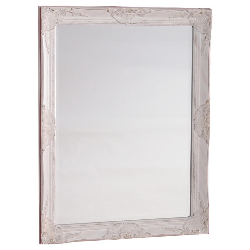 Barock rahmen facettenspiegel 70x90 cm wandspiegel antik for Spiegel 70x90