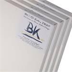 4 B.K. DEEP EDGE LEINWÄNDE | 50x50 cm | Keilrahmen, 100% Baumwolle