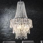 """Luxus Design Kronleuchter """"SANSSOUCI"""" 70 cm mit Acryl-Strasssteinen"""