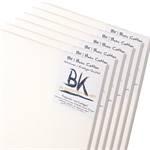 6 B.K. BASIC  Leinwände | 70x100 cm | auf Keilrahmen, 100% Baumwolle