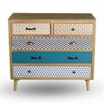 "CHEST OF DRAWERS ""RETRO"" 