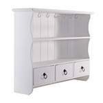 "Kitchen wall shelf ""FRIEDA"" 