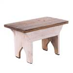 "Footstool ""BRUSCO"" 