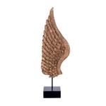 """Design sculpture """"ALA""""   mango wood, 65 cm   decoration figure"""