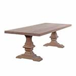 "Massive dining table ""ST.ANTON"" 