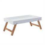 "Tray table ""MORNING GREETING"" 