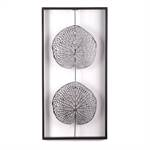"Wall decoration ""PURE LEAVES"" 