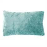 "Kissen ""SAKURA"" | 30x50 cm, gletscher blau | Sofakissen"