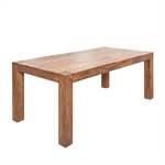 "Wooden dining table ""BELLUNO"" | Sheesham, 63"" | livingroom table"