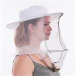 Beekeeping veil BEEComb | quick fastener | protective hat
