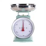 "Retro Design Metall Küchenwaage ""SCALE"" 