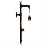 "Wall lamp ""HEATING PIPE I"" 