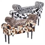 "Design seating bench ""WILDLIFE"" 