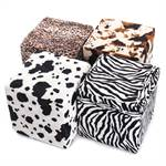 "Design seating cube ""WILDLIFE"" 