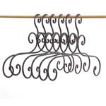 "Coat hanger 6pcs set ""AMELIE"" 