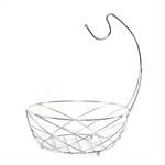 "METAL FRUIT BASKET ""FRESH"" 