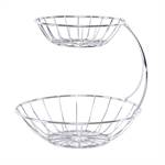 "Double fruit basket ""STAGE"" 