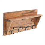 "Coat rack with shelf ""VINTAGE"" 
