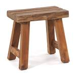 "Seating stool ""RUSTIC"" 