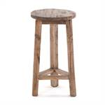 "Wooden stool ""LOG"" 
