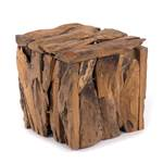 "Driftwood seating box ""TEAK 30"" 