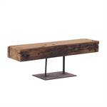 "Rustic candle holder ""CASTLE 60"" 