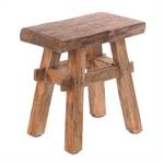 "Wooden stool ""VINTAGE 40"" 