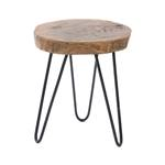 "Side table ""TREE SLICE"" 