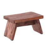 "Nostalgic footstool ""SCHEMEL"" 