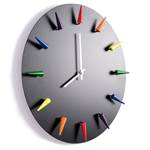 "Design Wall clock ""COLOURS"" 