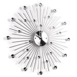 "Wall clock ""GLITTERING DIAMOND"" 