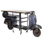 """Minibar console """"VINTAGE SCOOTER BAR"""" 