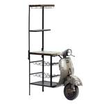 "Minibar console ""VINTAGE SCOOTER BAR"" 