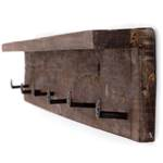 "Coat rack with storage ""FARMHOUSE"" 