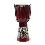 "Wooden drum ""DJEMBE 40"" 