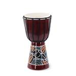 "Wooden drum ""DJEMBE 30"" 