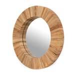 "Wall mirror ""BANANA LEAVES 60"" | 60x7cm | round mirror"