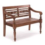 "Seating bench with armrests ""RELAX 99"" 