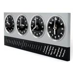 "Wallclock ""GLOBAL"" 