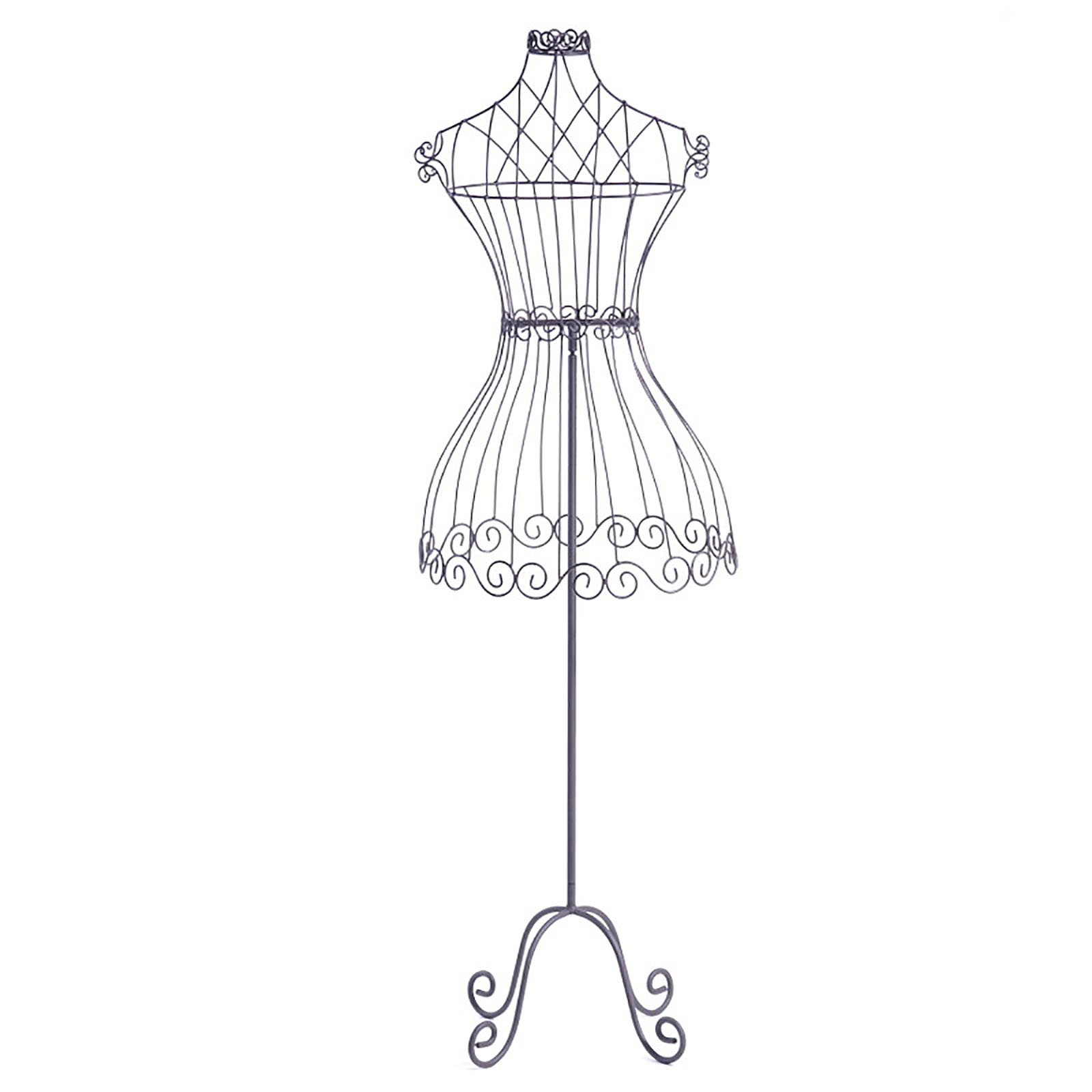 wire manikin | Large cream wire mannequin Code: OWAB0003 - Out Of ...