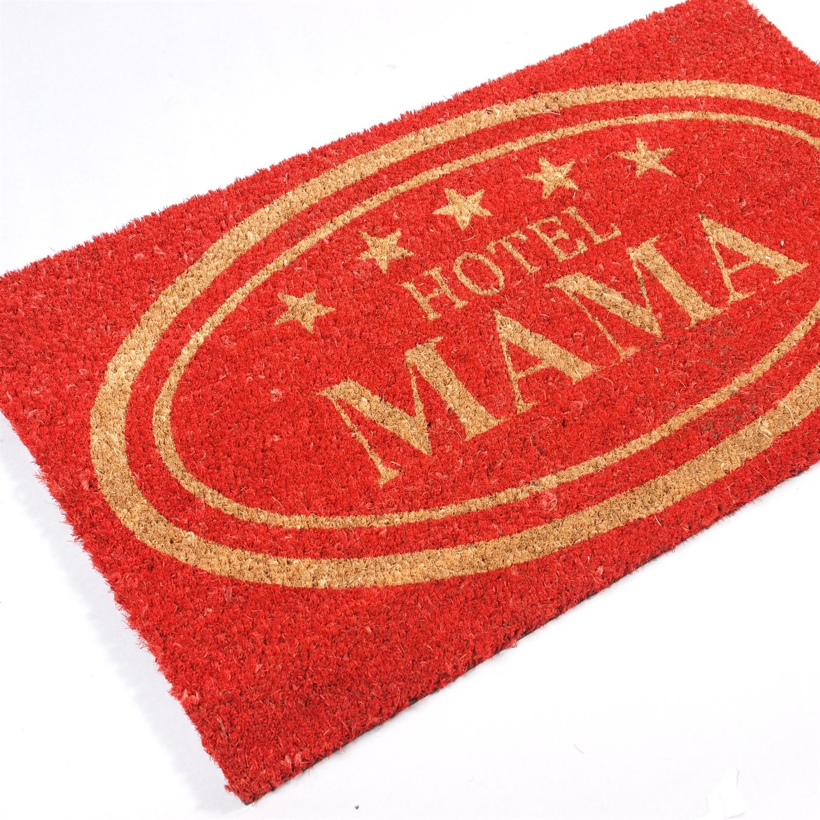 Big Door Mat Hotel Mama Carpet For Floor Rug Doormat