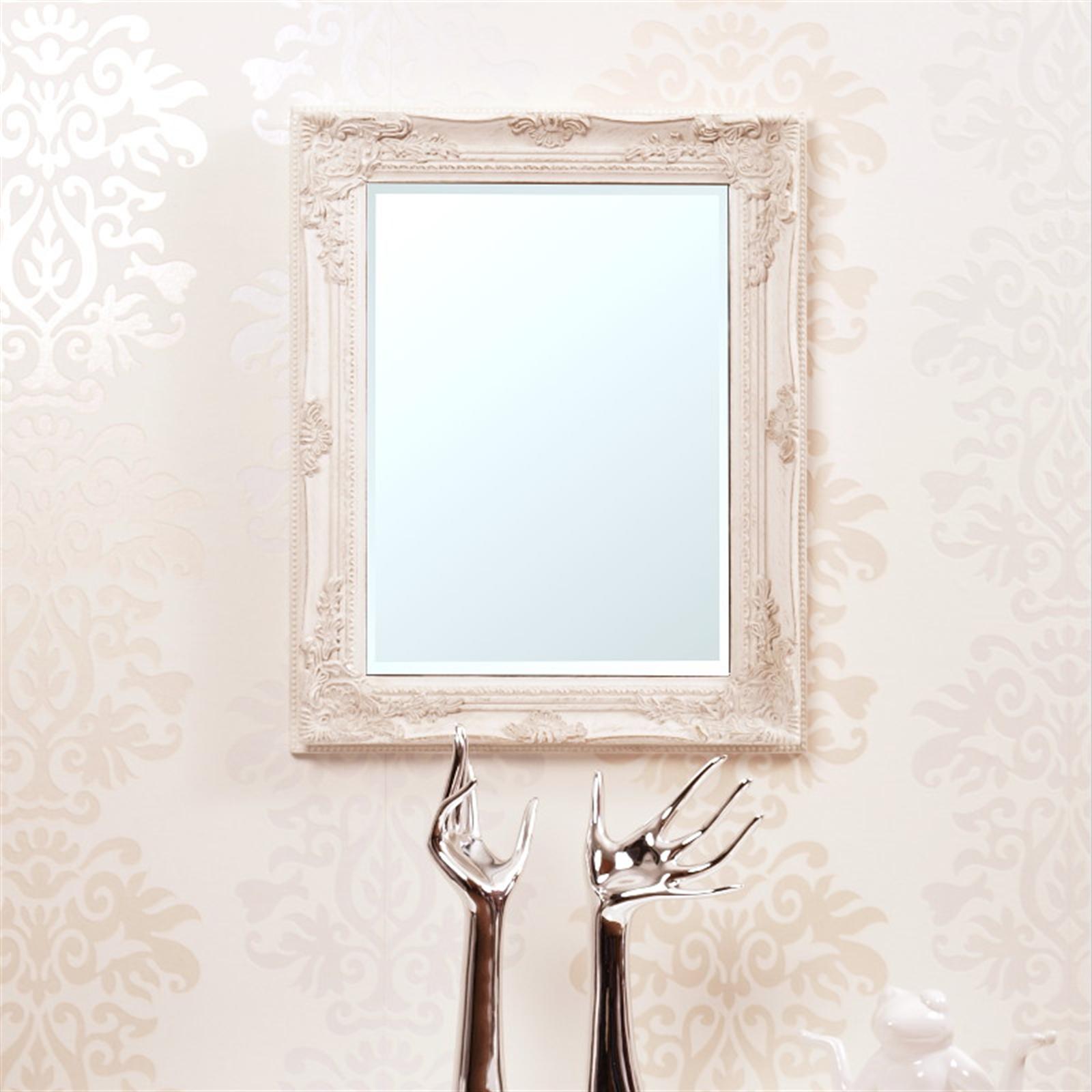 barock facettenspiegel mit rahmen bilderrahmen mit spiegel. Black Bedroom Furniture Sets. Home Design Ideas