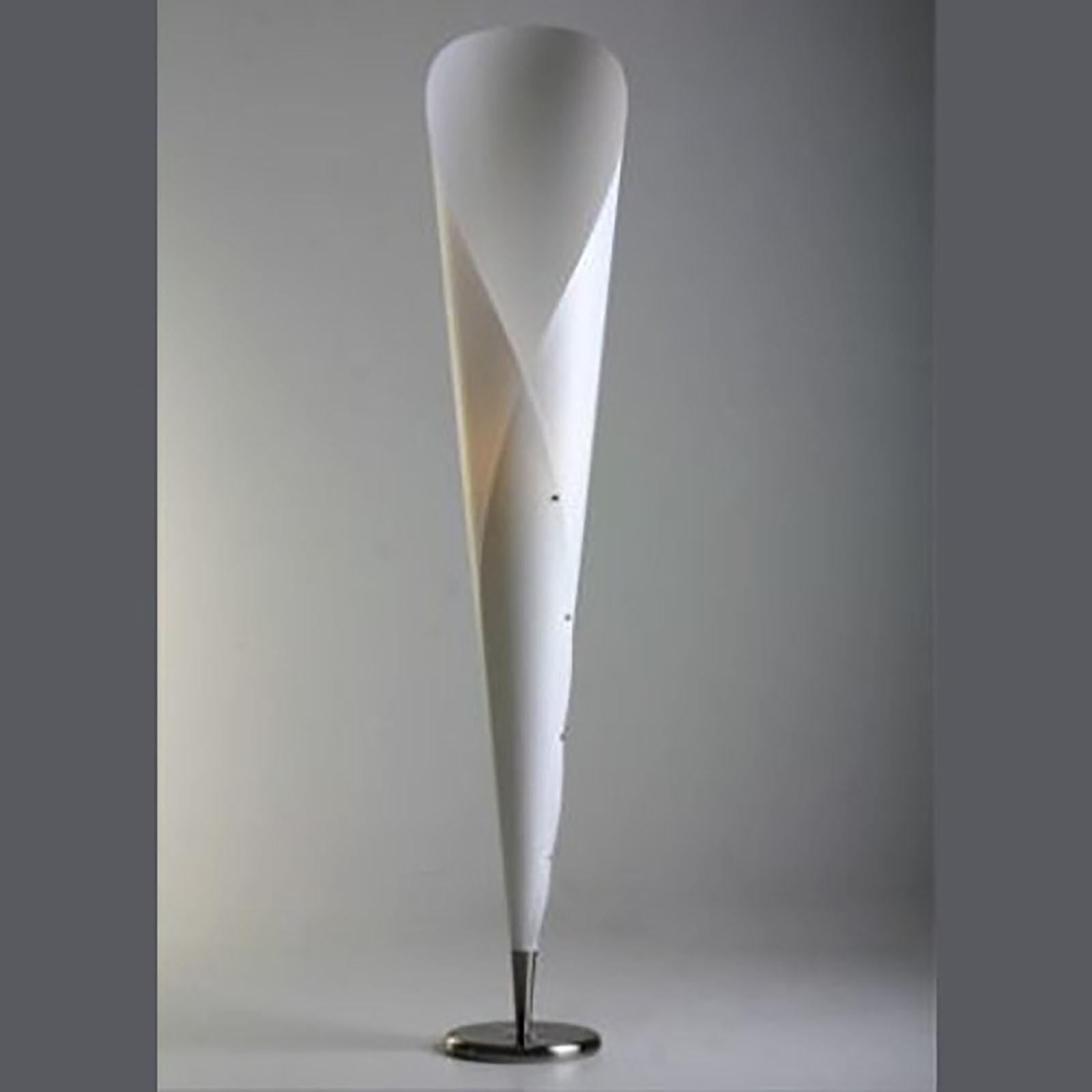 designer stehleuchte ice cube 155cm lounge stehlampe. Black Bedroom Furniture Sets. Home Design Ideas