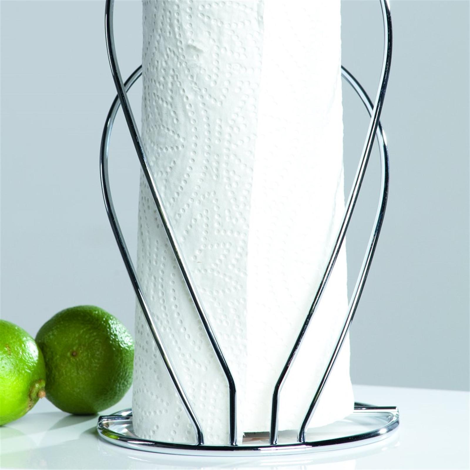 Küchenrollenhalter Design ~ design kÜchenrollenhalter eternity metall silber für küchenrollen aller art u2022 eur 9,95 picclick at