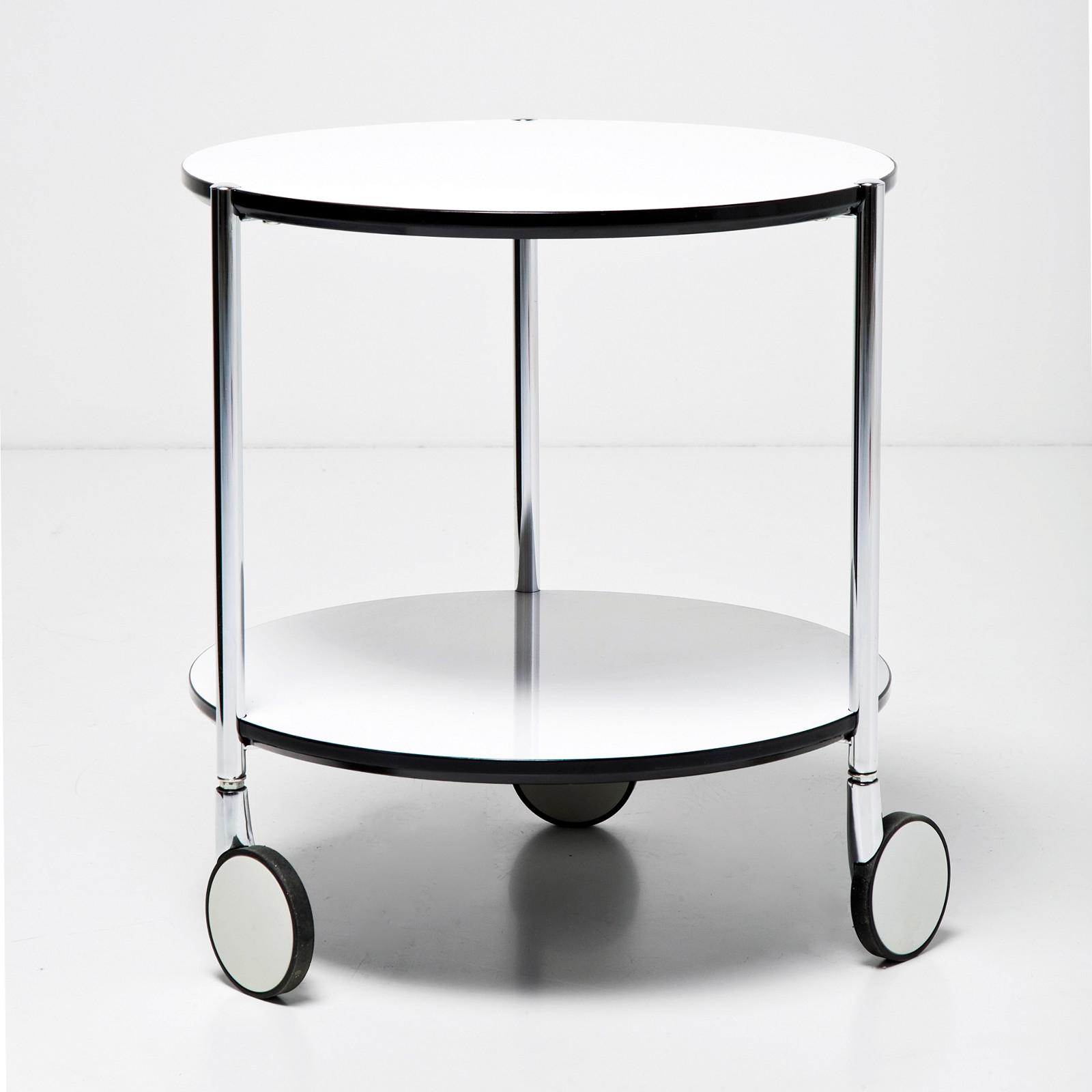 beistelltisch doppio dia 40cm couchtisch tisch mit. Black Bedroom Furniture Sets. Home Design Ideas